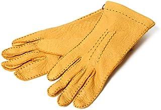 [デンツ] 革手袋 Melton ペッカリー 裏地なし 15-1041 メンズ [並行輸入品]
