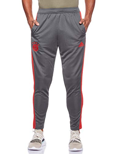 adidas Herren FCB TR PNT Pants, Utility ivy/Red, S