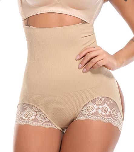 SLIMBELLE Braguitas Moldeadoras para Mujer Faja Bragas Push Up Shapewear Sin Costura Lenceria Adelgazante Panty
