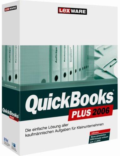 QuickBooks PLUS 2006