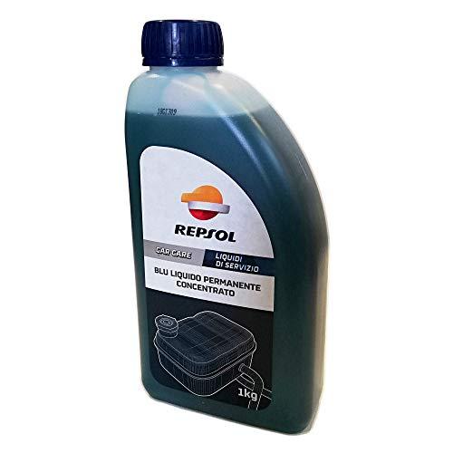 Repsol - Líquido radiador azul concentrado