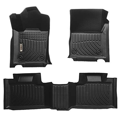 orealtrend Black Floor Mats Liners replacement for...