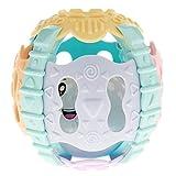 FLAMEER Niedliche Babyball Spielball Lern Ball mit Ton und Leuchte