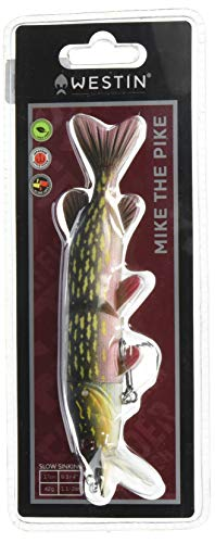 Westin WS07201 5398-0056 Mike The Pike Hard Fishing Equipment