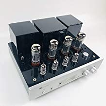 MUZISHARE X5 Integrated Amplifier EL34 x4 Push-Pull Vacuum Tube AMP with Remote