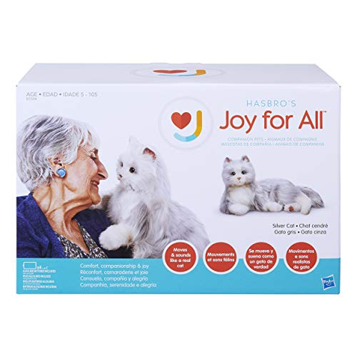Joy For All makes lifelike electronic pets for adults