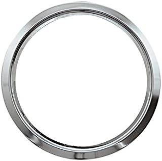 RANGE KLEEN R8-GE Chrome Range Trim Ring/Green Label (8