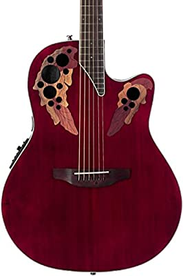 Ovation CE48 Celebrity Elite Acoustic-Electric Guitar,