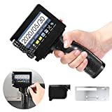 Handheld Inkjet Printer with 4.3 Inch HD Touch Screen, Portable Inkjet Printer with...