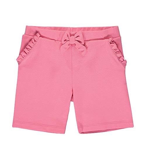 Steiff Baby-Mädchen Shorts, Rosa (Pink Carnation 3019), 86 (Herstellergröße: 086)