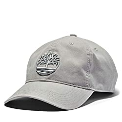 commercial Timberland Men's Alloy Cotton Baseball Cap One Size timberland baseball hat