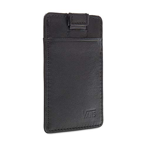 Vans Eject Card Holder -Fall 2018-(VN0A3HIOBLK1) - Black - One Size