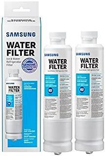 Samsung DA29-00020B-2P Genuine Refrigerator Water Filter, 2 Pack