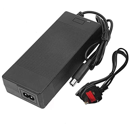N\C Cargador Adaptador De Batería para Scooter Eléctrico De 42V 3A / 4A para M365 / ES1 / ES2 / 2S3 / ES4 - Cargador Inteligente - Reduce El Tiempo De Carga (Color : 8MM, Size : 42V3A)