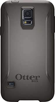 OtterBox Commuter Series Case for Samsung Galaxy S5 - Non-Retail Packaging - Black