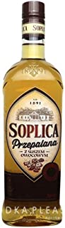 Soplica Przepalana mit getrockneten Früchten | Soplica-Neuheit | 0,5 L, 36%
