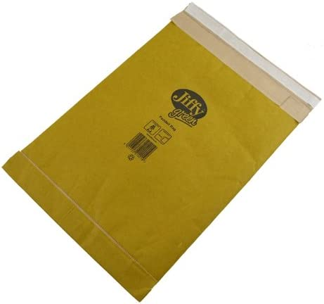 Jiffy New sales Beauty products Padded Bag for DVD Box of - 343mm Size 100 195 3 x