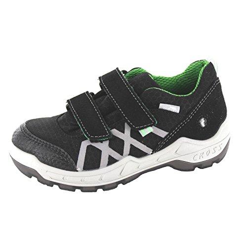 RICOSTA STEVE 66 6701100/092 enfant (garçon ou fille) Chaussures à lacets, noir 29 EU