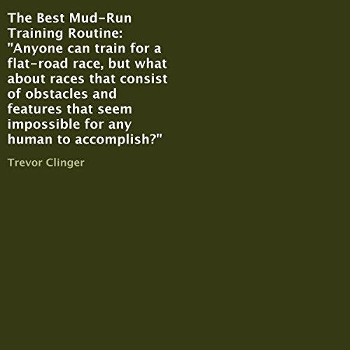 The Best Mud-Run Training Routine audiobook cover art