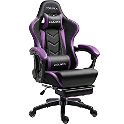 Dowinx Gaming Chair Ergonomic Racing Style Recliner