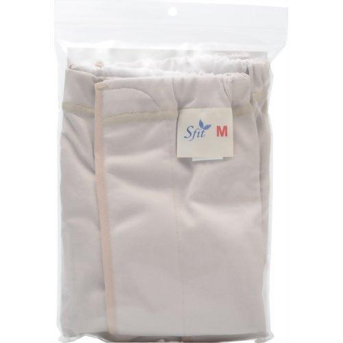 H403ソフィットガード・紙おむつ(パッド)専用布パンツ・両開きタイプベージュM