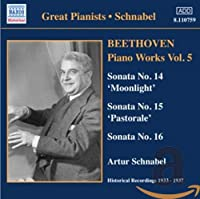 Beethoven: Piano Works Vol.5