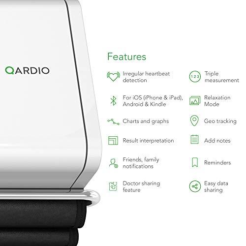 QardioArm Kabelloses Blutdruckmessgerät