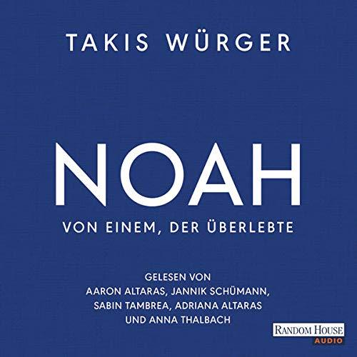Noah - Von einem, der überlebte Titelbild