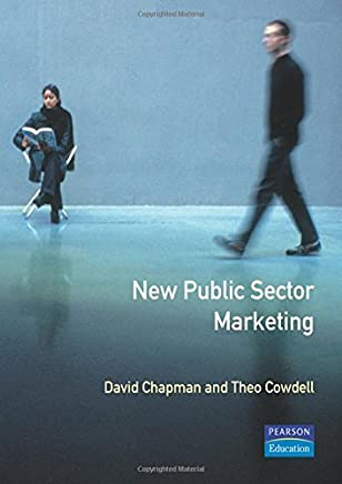 New Public Sector Marketing by David Chapman Theo Cowdell(1997-12-01)