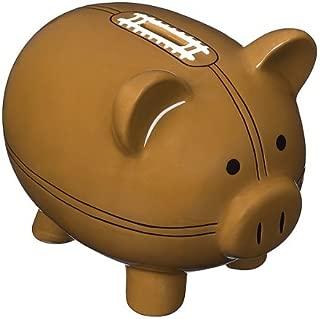 Piggy Bank - Jumbo Ceramic Football