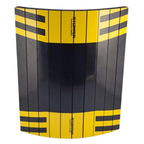 BC Corona EXT99026 Stopper Columna Redonda Protector Antirrozaduras, 320 x 390 mm