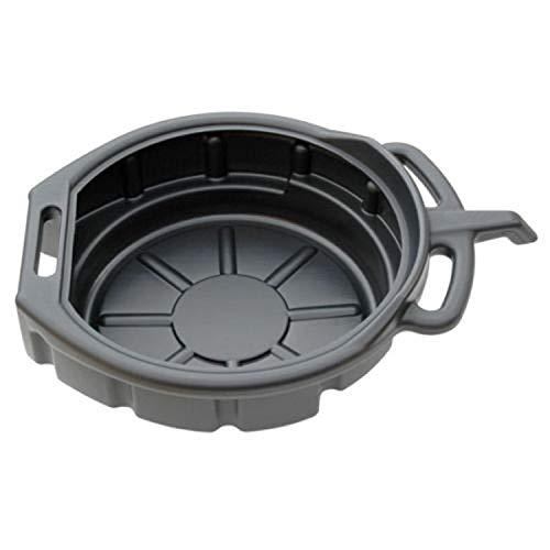 Unibos Oil Coolant Gearbox Fuel Drain Pan Tray 16 Litre Capacity Bucket Car Motorbike