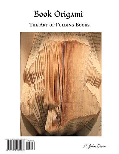 Book Origami : The Art of Folding Books (English Edition)