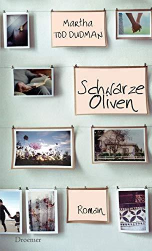 Schwarze Oliven: Roman