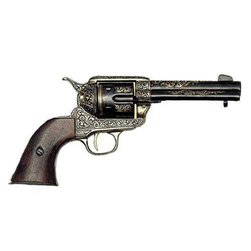 Denix Colt Peacemaker Kal. 45, Messing, USA 1886