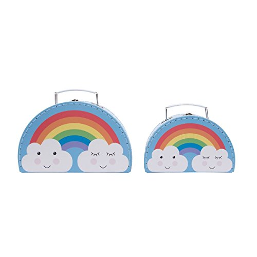 Sass and Belle SET OF 2 DAY DREAMS SUITCASES