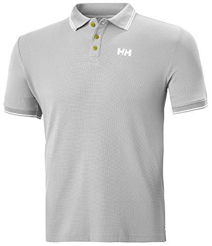 Helly Hansen KOS Polo Homme Grey Fog FR: XL (Taille Fabricant: XL)