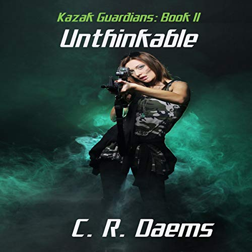 Unthinkable  By  cover art