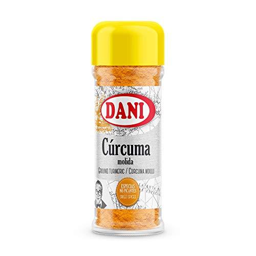 Dani - Gemahlener Kurkuma, 45 g