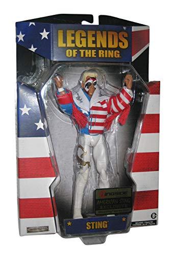 Sting Figur Deluxe exclusive Impact Wrestling
