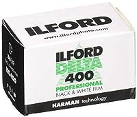 Ilford 1748192 Delta Pro 400 ファストファイングレインブラック&ホワイトフィルム ISO 400 35mm 36枚撮り 3 Pack 1748192