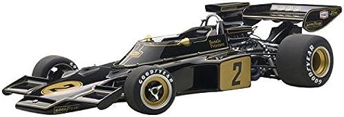 AUTOart- 87329 Lotus 72E 1973 SchwarzGold Ma ab 1 18