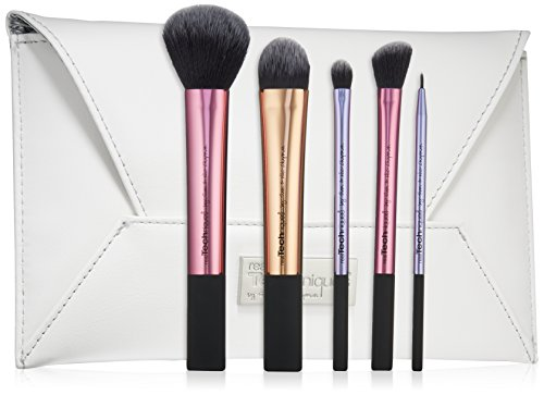 Brochas Maquillaje Real Techniques marca REAL TECHNIQUES