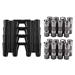 LS7 Lifters, Set of 16 Plus 4 new Guide Trays。 Hydraulic Roller Lifters, set of 16 Commonly used in 4.8, 5.3, 5.7, 6.0, 6.2, 7.0 GM LS Applications. These will also work in SBC and LT1 applications that originally came with hydraulic roller lifters. ...
