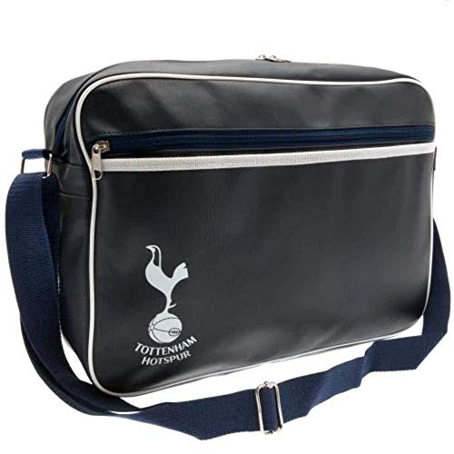 Tottenham Hotspur Unisex Youth Messenger, Blue, one size