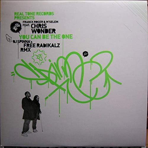 Franck Roger & M'Selem feat. Chris Wonder
