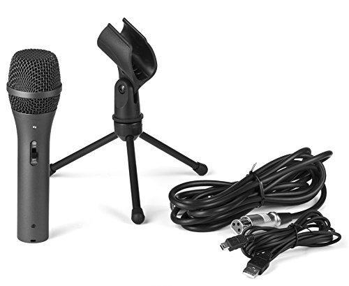 Knox Gear Cardioid USB/XLR Microphone