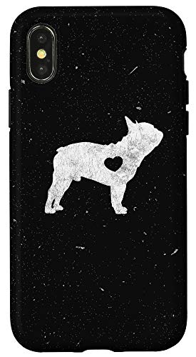 iPhone X/XS French Bulldog Love - Frenchie Dog Lover Owner Gift Case