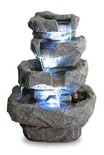Primrose Shubunkin-  Fuente con cascada...