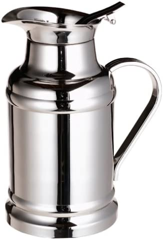 At the price MIU France Stainless Steel Thermal Silver 25.3-Oz. Server Cheap